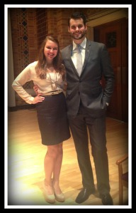 Zach Wahls and I after the interview