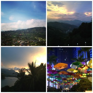 Some wonderful views these past few weeks in the Philippines