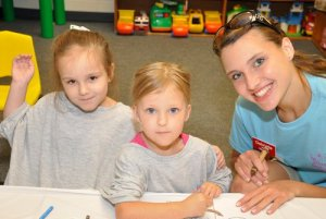 Be Your Best Self day at a local preschool