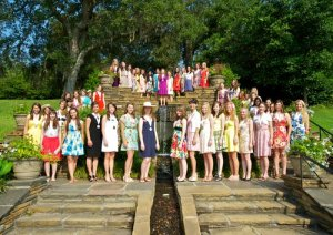 Distinguished Young Women, Class of 2011